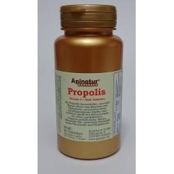 Propolis Tabletten 60 Stück Vitamin C und Zink