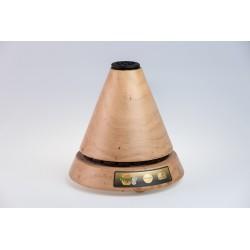 Propolisverdampfer Holz (Cone 2)
